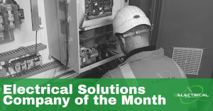 Leaders in Scotland's Electrical Contracting Solutions